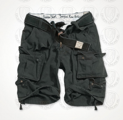 Шорты DIVISION SHORTS 07-5598-63 Surplus